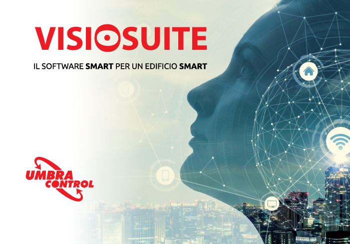 Evento di presentazione di Visiosuite, il software di Umbra Control per la building automation