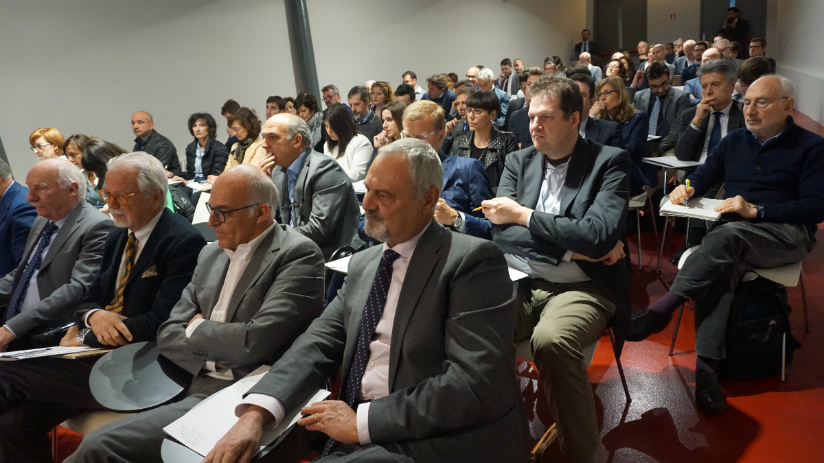 Confindustria - Industry 4.0 - Lomazzo