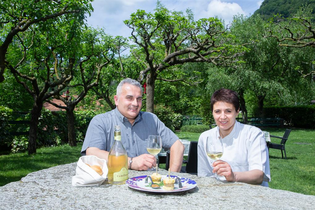 Albergo ristorante La Griglia: sul lago di Como il turismo è «slow»
