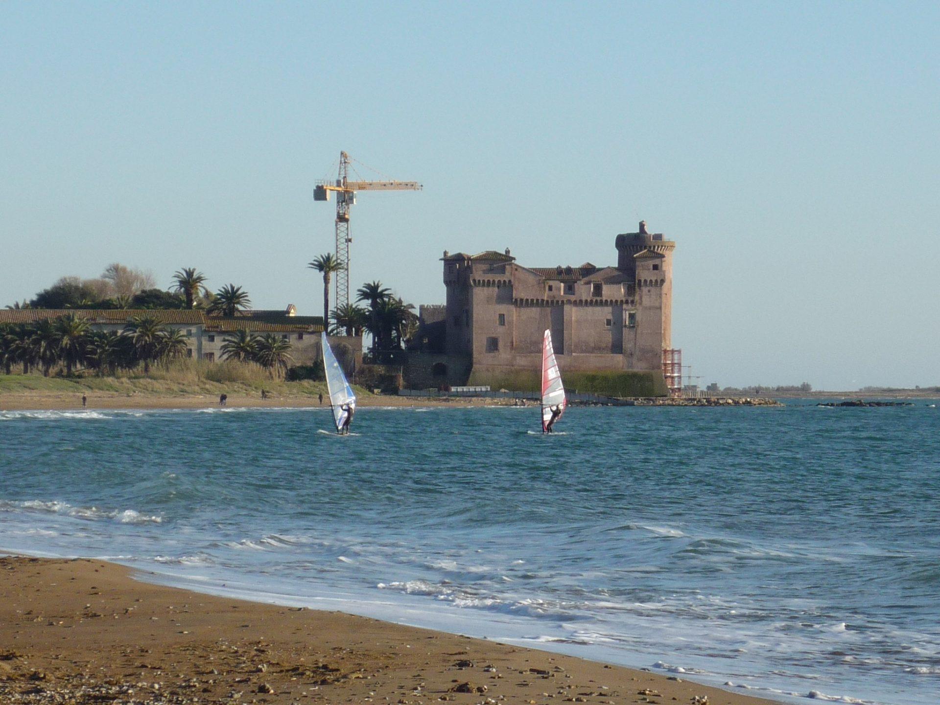 castello santa severa