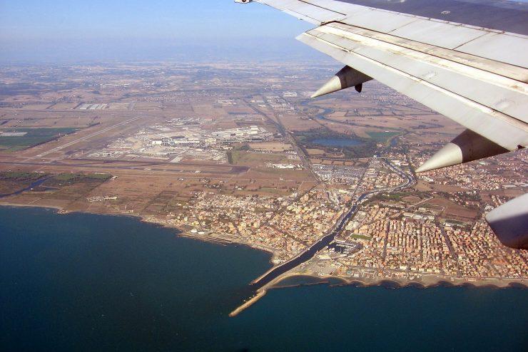 aeroporto fiumicino