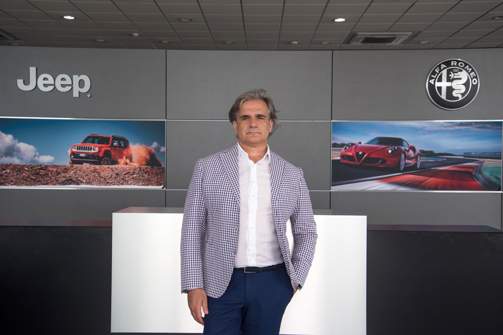 Paradiso Group, la concessionaria leader nell'automotive in Calabria