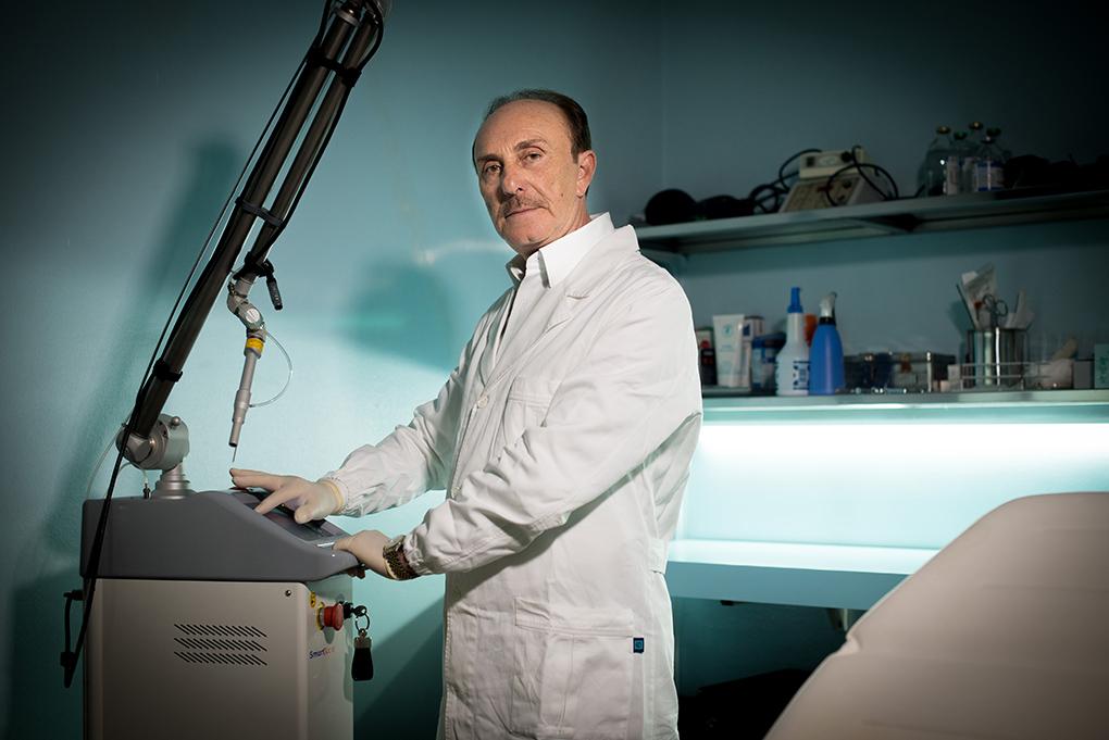 Studio medico estetico Picarella: Anni di studi e di passione che fanno la differenza con i pazienti.