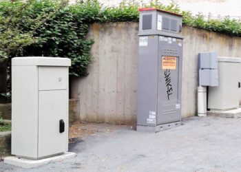Cabinet FTTC