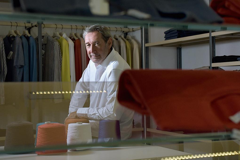 """Blumelange: """"Per la nostra maglieria in cashmere fondiamo la tradizione del Made in Italy con la voglia di innovare"""""""