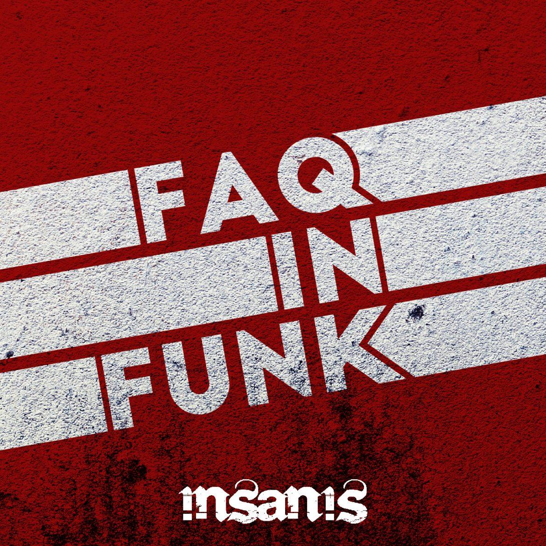 """Energia e ritmo nel nuovo disco degli Insanis """"FAQ in Funk"""""""