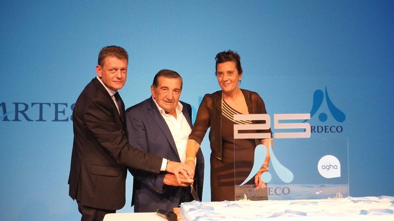 Inaugurato il nuovo stabilimento Artesi, Ardeco e Agha a Brugnera (Pordenone)