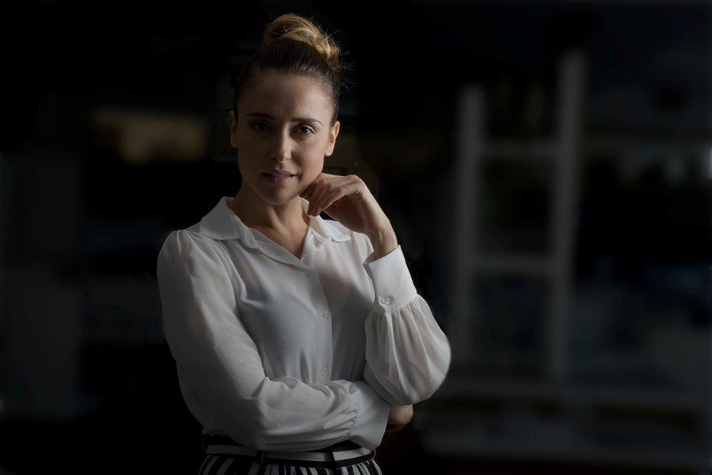 Non solo cinema, l'attrice Eleonora Sergio svela le sue potenzialità da blogger