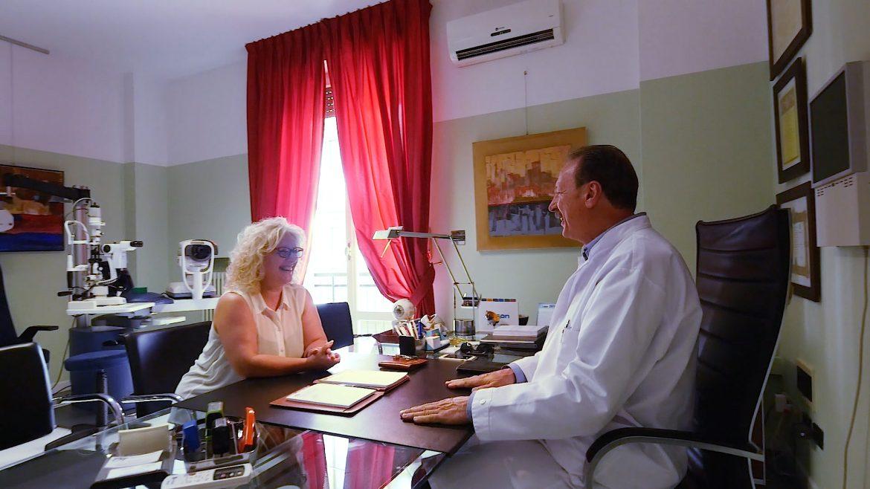 Dott. Domenico Berardi: «Difetti della vista? Risolviamoli con rapidi interventi ambulatoriali»