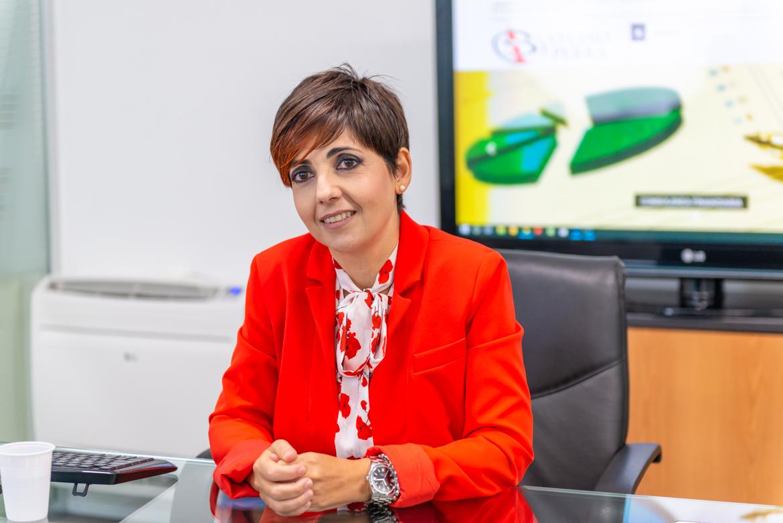 Barbara Perra, la tributarista di Oristano che accompagna l'imprenditore nelle scelte programmatiche