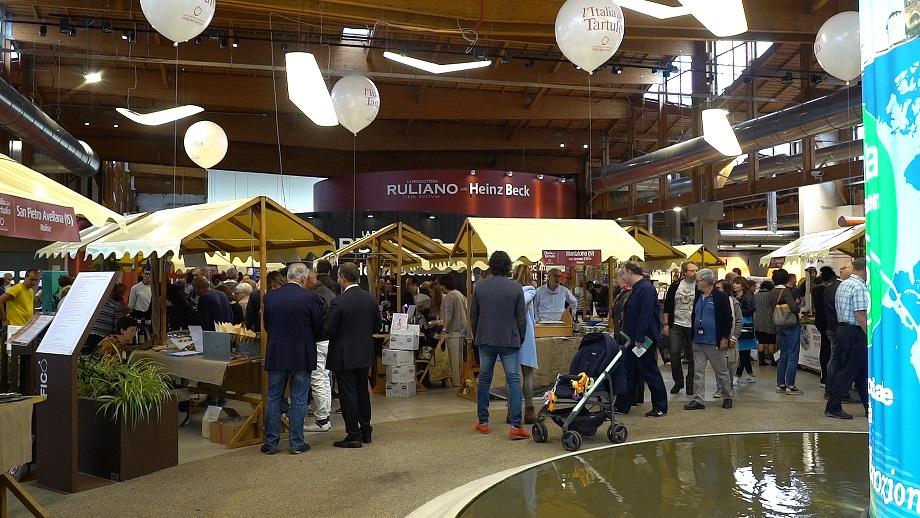 Fico Eataly World: 'L'Italia del tartufo' tra esposizioni, degustazioni e Unesco
