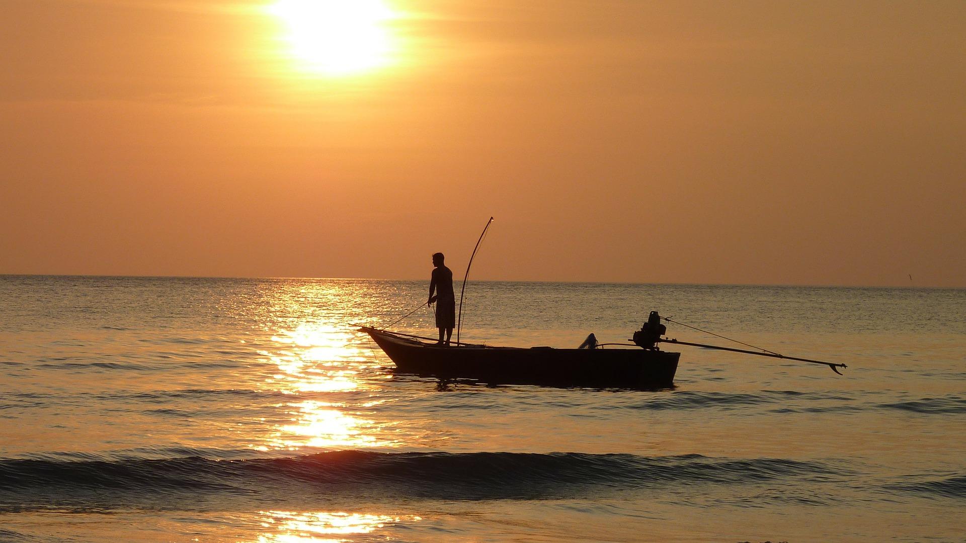 settore pesca