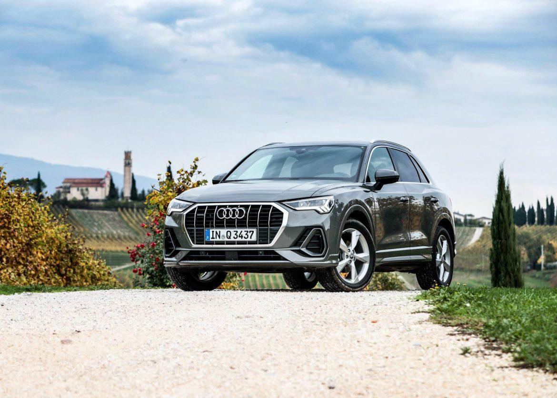 Taglio del nastro del Zentrum Audi di Reggio Calabria