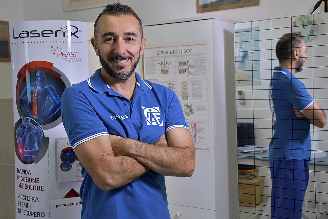 """Ambulatorio Fisioterapico Donati Simone & C., Cecina: """"con la dedizione e il gioco di squadra si  trovano sempre le giuste soluzioni"""""""