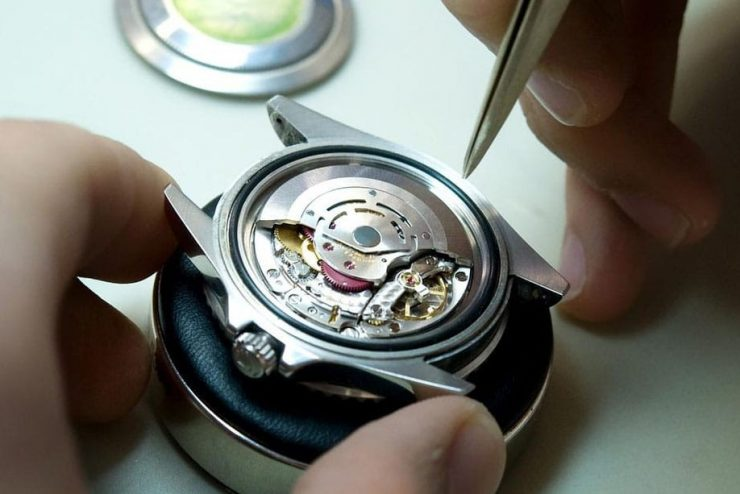 Russo orologi Napoli