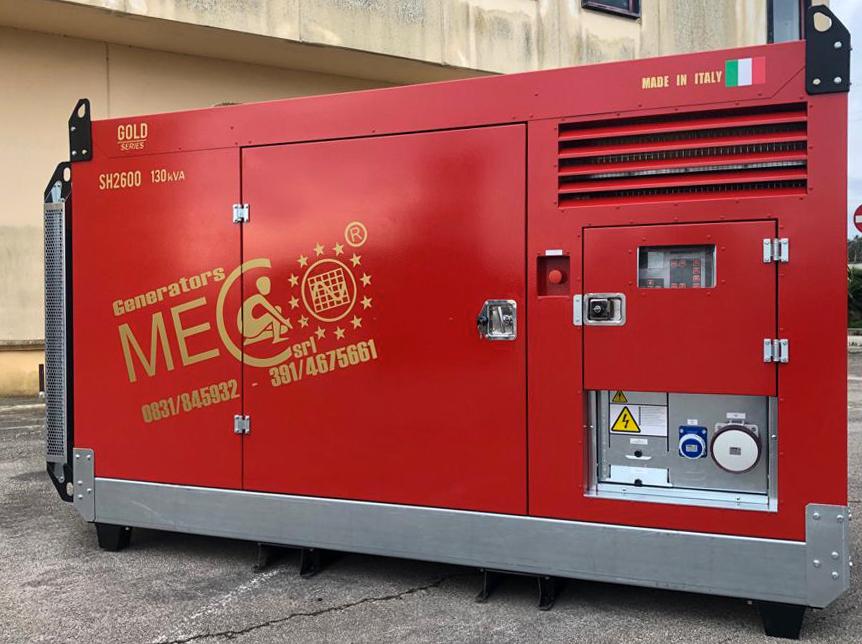 Mec Generators: i nostri gruppi elettrogeni non temono deserto e litorali marini