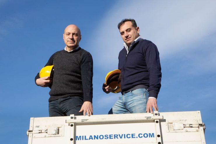 Vincenzo e Luigi Vicchiariello - Traslochi