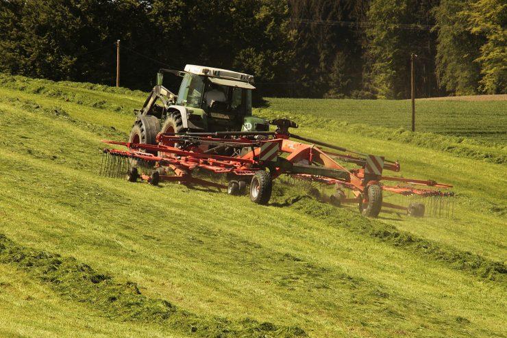 consumo agricolo
