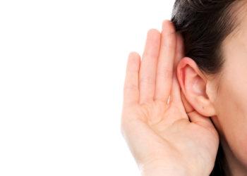 Deaf womans