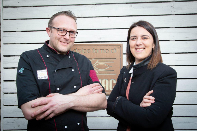 Quattro anni e un nuovo riconoscimento per il «Dolce forno di Ale e Jac»: la «Frusta argento» della Fip