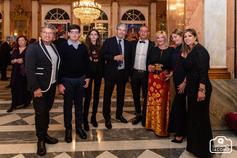 Collezione firmata Via Della Spiga Milano protagonista al 30mo Galà delle Margherite all'Excelsior di Roma