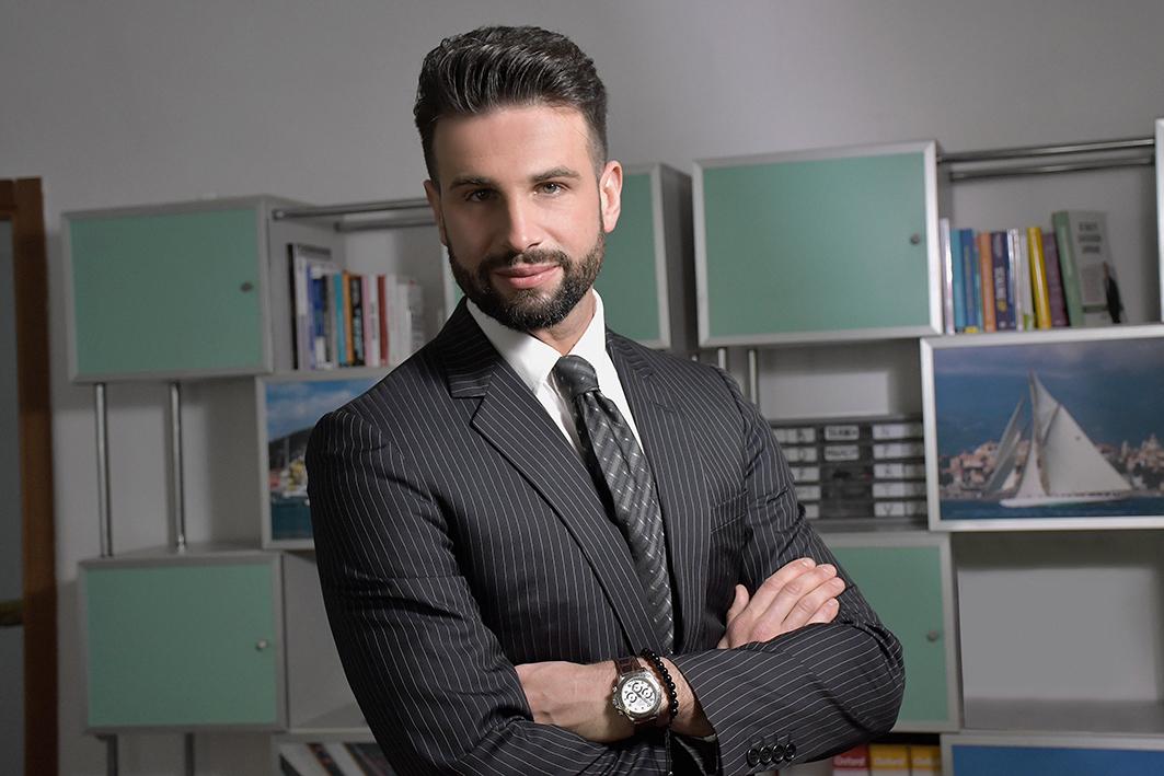 Federico Soraci, la visione dell'imprenditore vincente al servizio dell'immobiliare