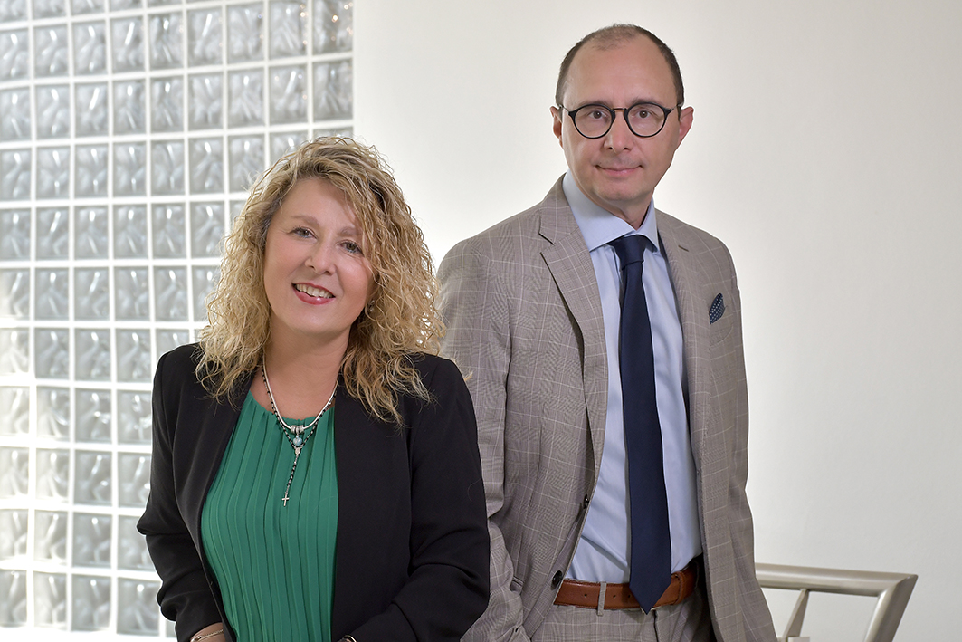 Massimo e Maria Cristina Callegher