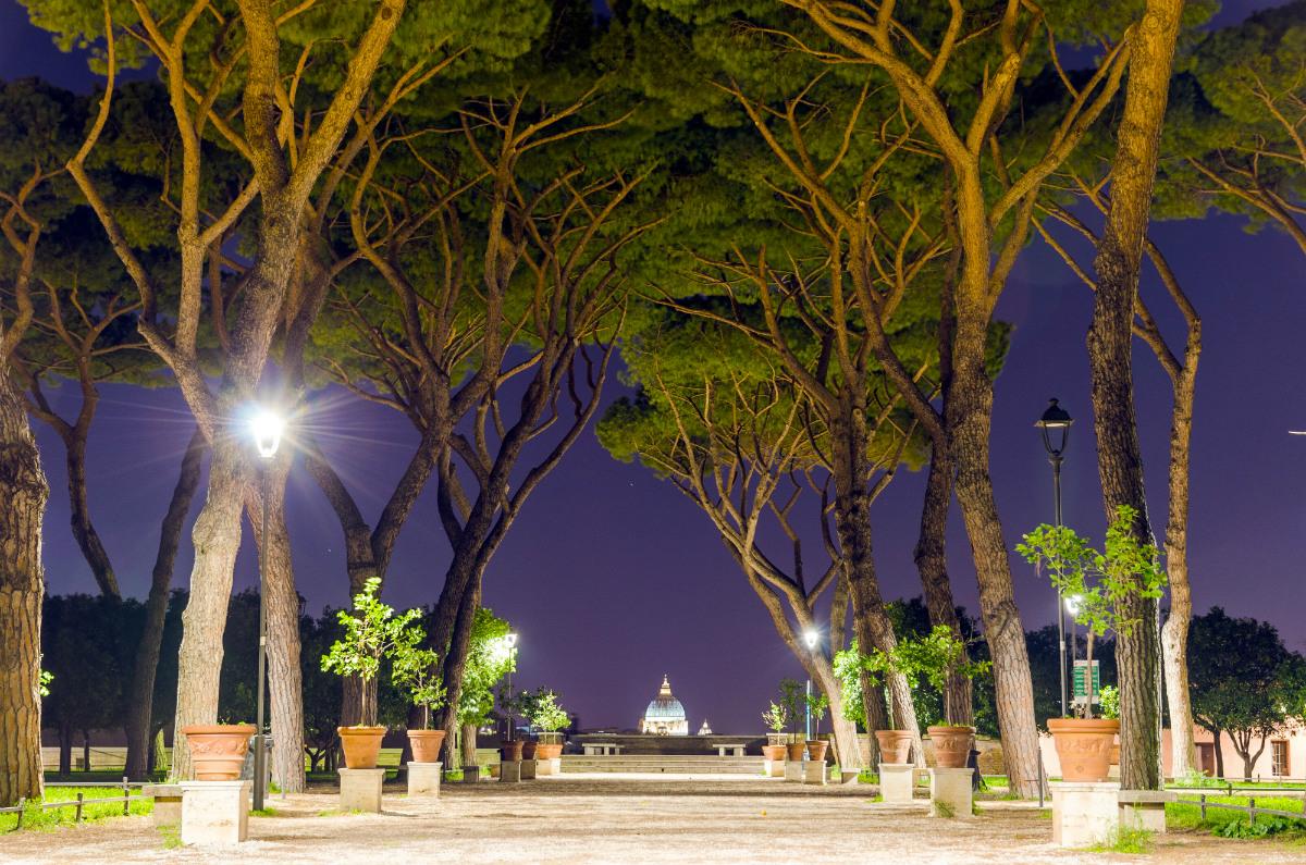 Giardino degli Aranci Roma_