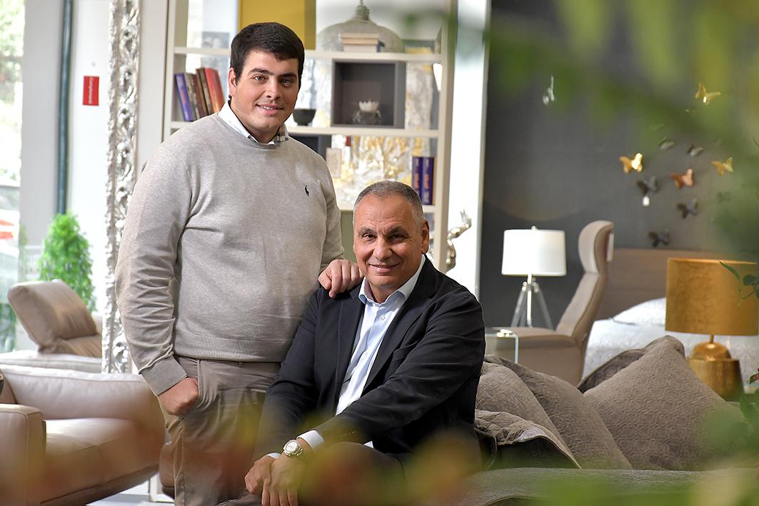 Marco Pusateri, fondatore di HARTE': dalla gavetta a punto di riferimento nel settore dell'arredamento