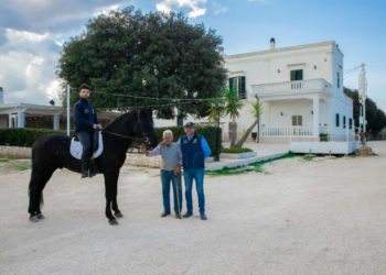 Il Moro di Puglia - Famiglia Caroli