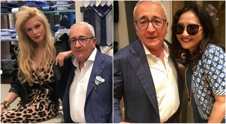 """Fashion week uomo – grande successo per l'alta sartoria napoletana """"Eddy Monetti"""" a Milano."""