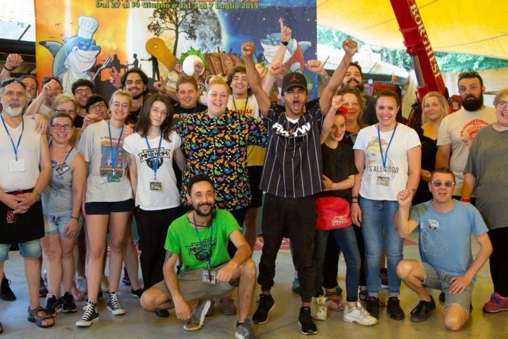 Summer Green Festival: Fany Faccio entra nel Guinness dei Primati