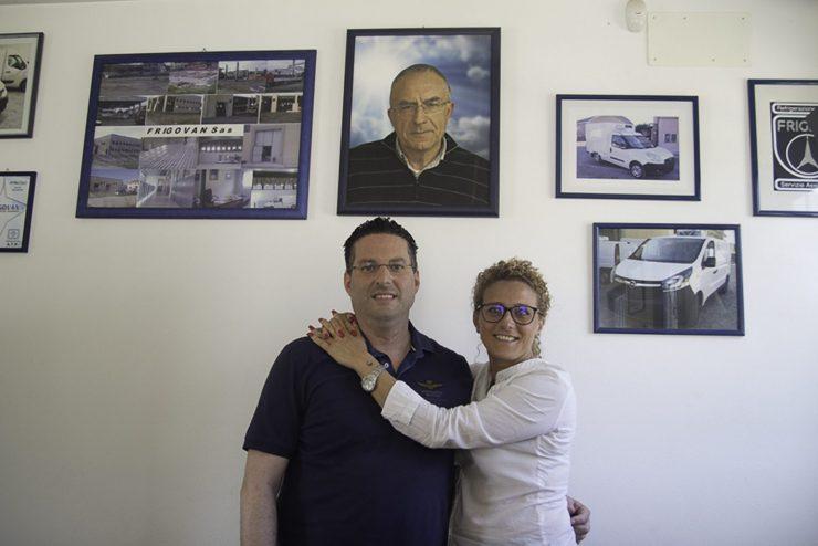 Vittorio e Miranda Crocco