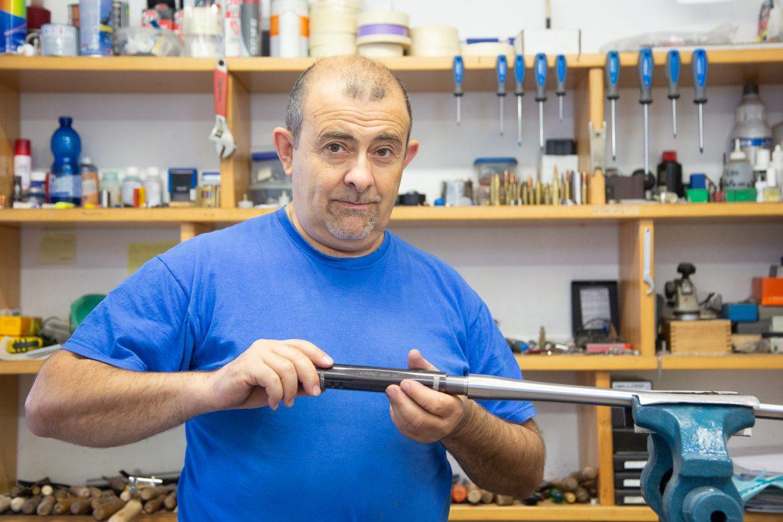 Armeria Tony: dove nascono le migliori carabine da tiro