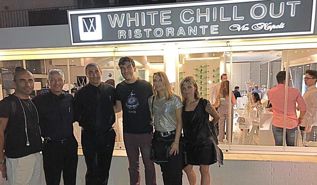 White Chill Out di Nicola Scamardella, il ristorante più alla moda di Pozzuoli