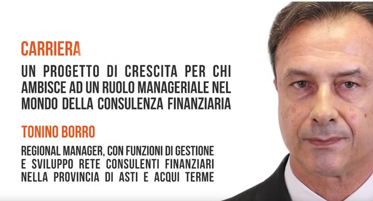 Tonino Borro - Consulenza finanziaria