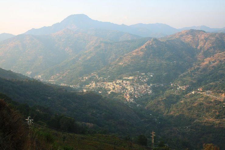 vista di Antillo