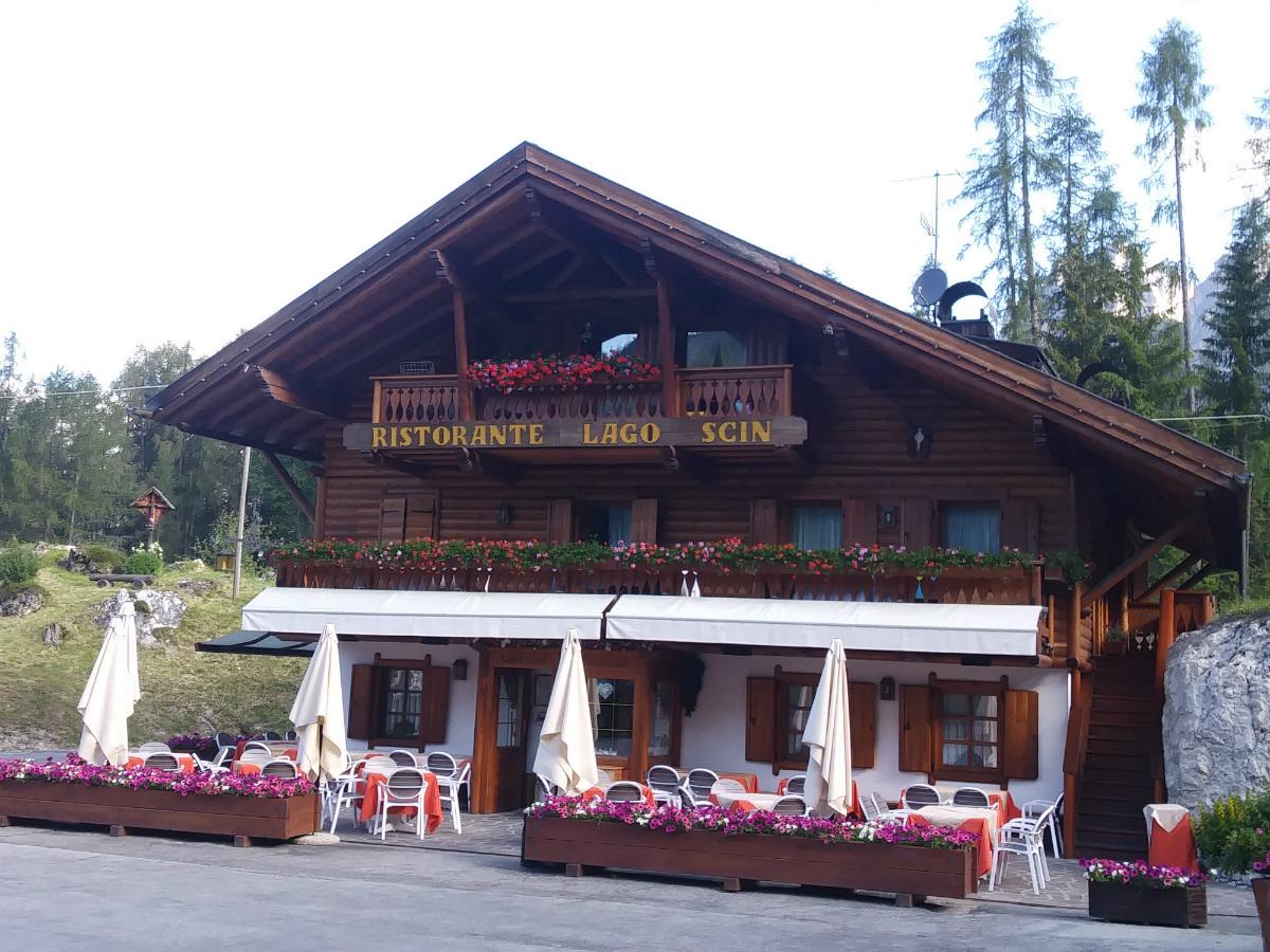 ristorante lago scin