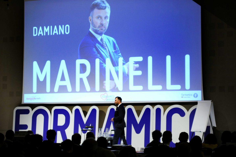 """Damiano Marinelli: """"Le farmacie private possono sopravvivere bene all'arrivo delle catene"""""""