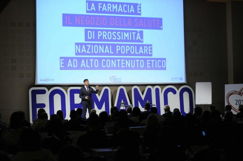 """Damiano Marinelli:""""Il problema del titolare di farmacia non è aumentare clienti e vendite, ma riuscire a gestire meglio la farmacia"""""""
