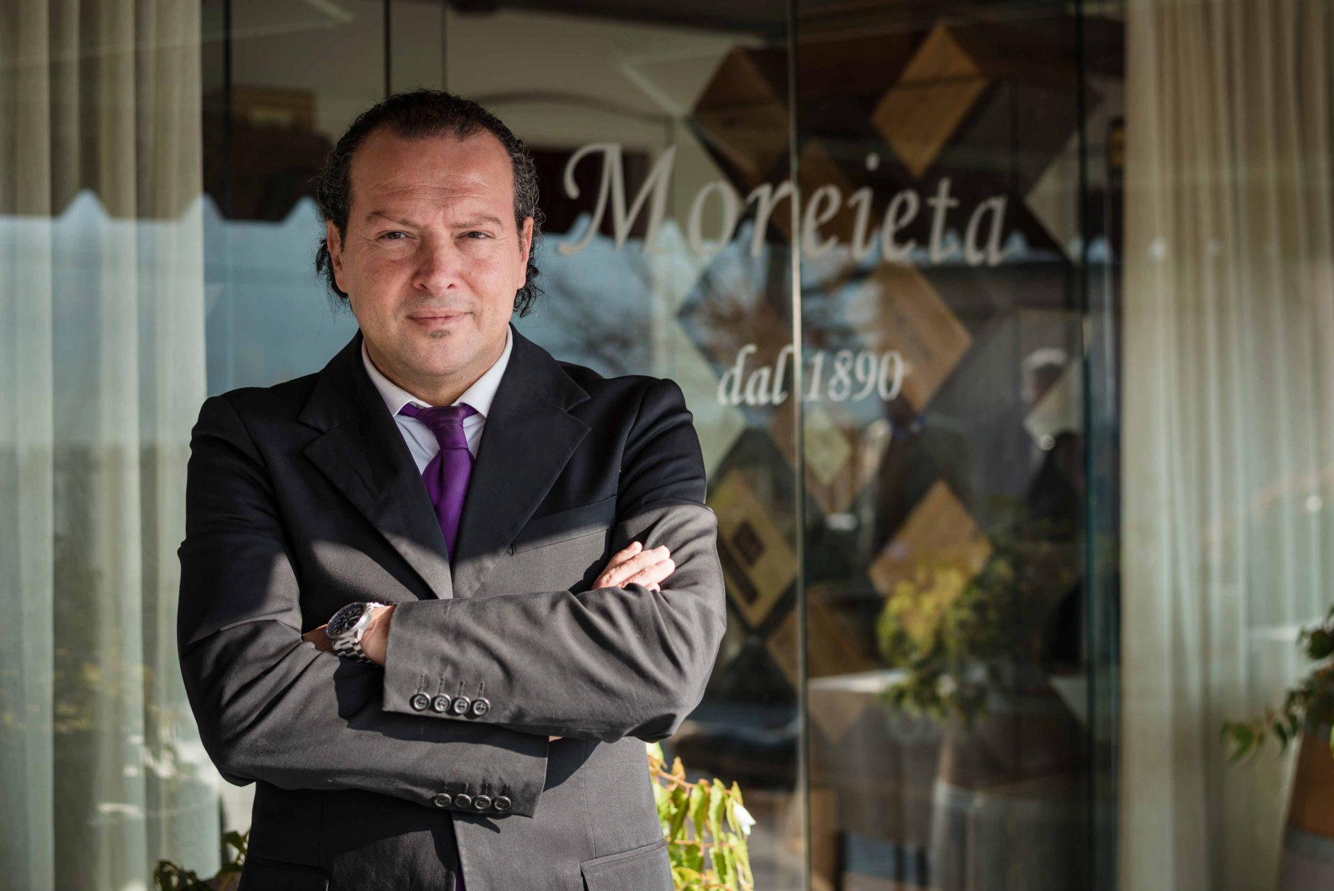 Stefano Costa Antica trattoria Moreieta