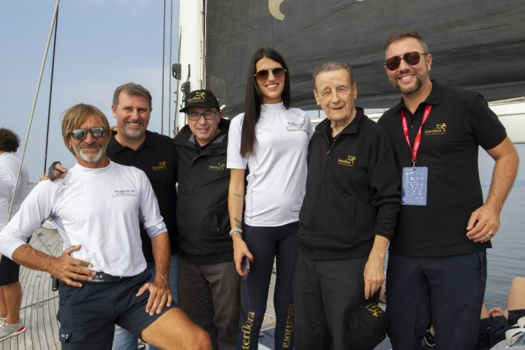 inteflora - barcolana 2019 - miss italia