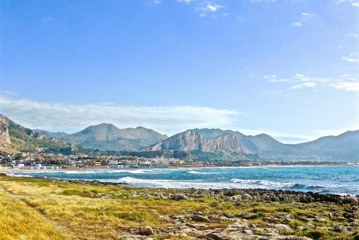 litorale siciliano