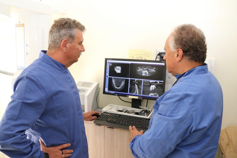 dr. Bergamasco Gianni e dr. Ruzzon Giovanni