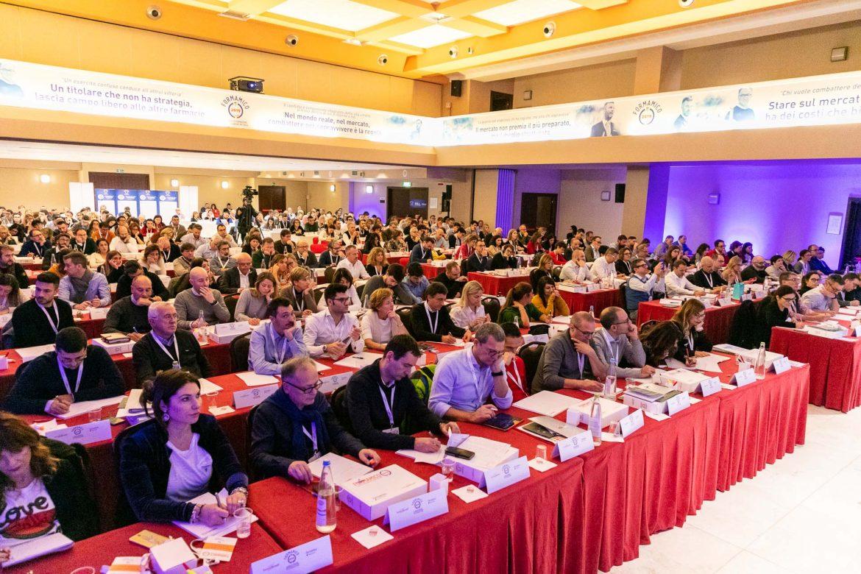 Oltre 300 farmacisti provenienti da tutta Italia hanno partecipato a Formamico2019.