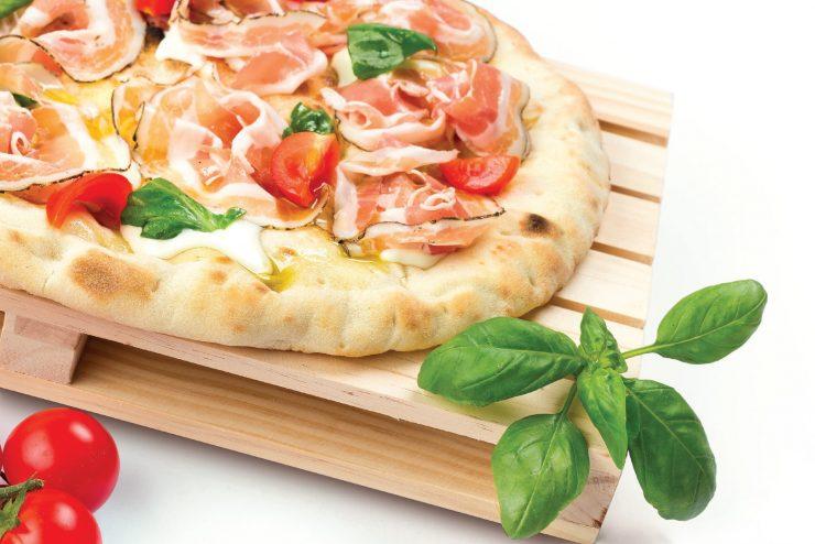 base pizza pinsa romana