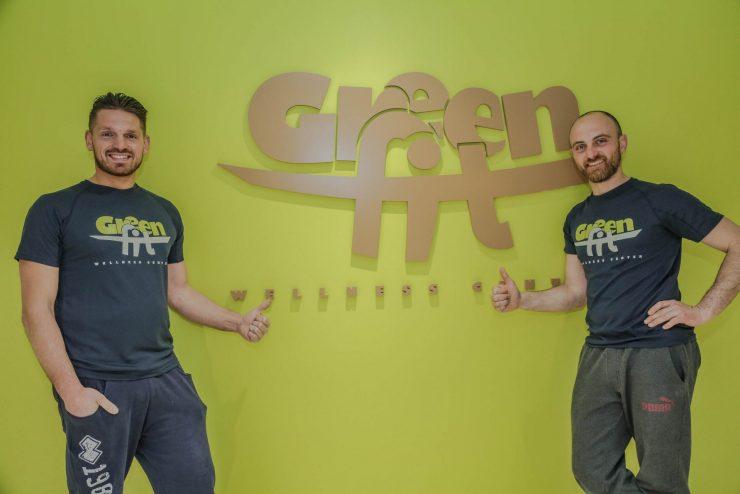 GREEN FITS SSD ARL