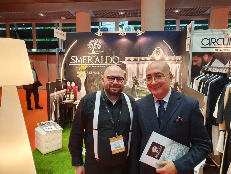 Al summit della gastronomia di alta qualità di Montecarlo (CWS) anche il pugliese Luciano Pio Papagna (Lo Smeraldo). L'importanza delle materie prime nella ristorazione