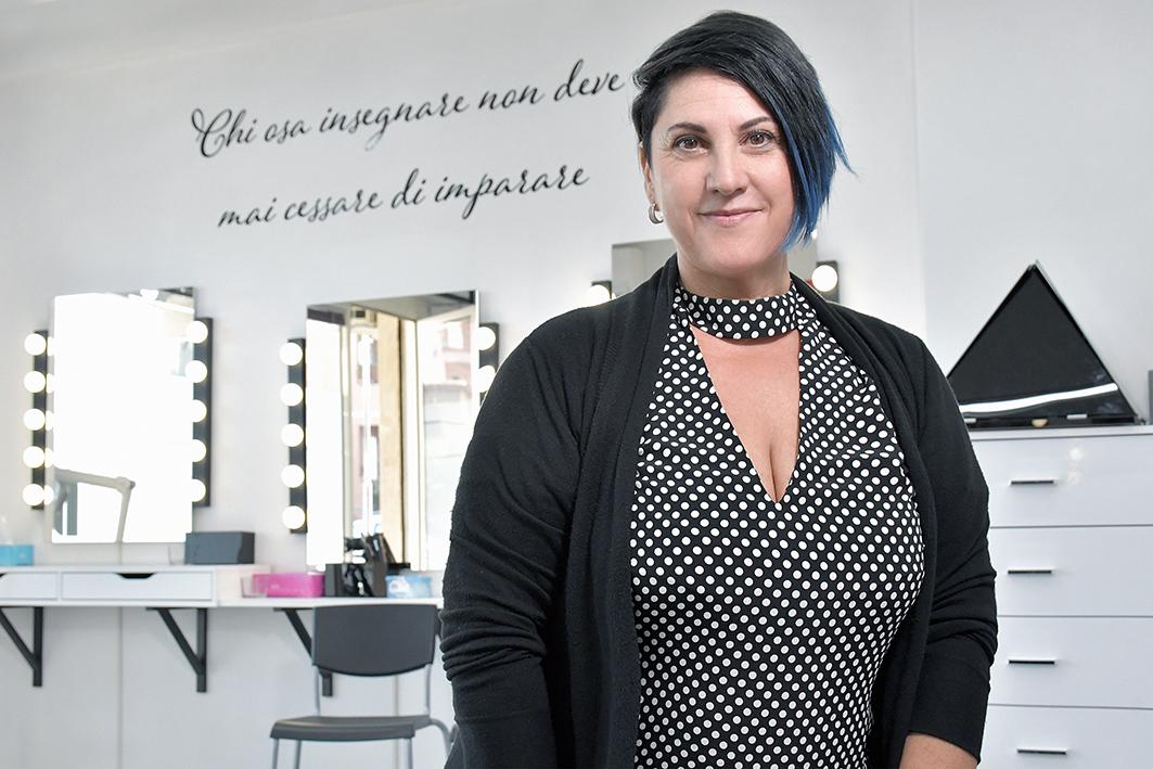 Progetto Immagine (Roma), La strada migliore per valorizzare l'aspetto estetico è nella propria identità