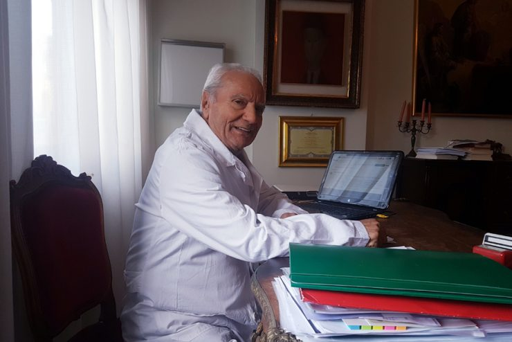 Prof. D'Attoma